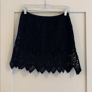 Jen's Pirate Booty Skirts - BLACK NWOT Jen's Pirate Booty Forever Young skirt